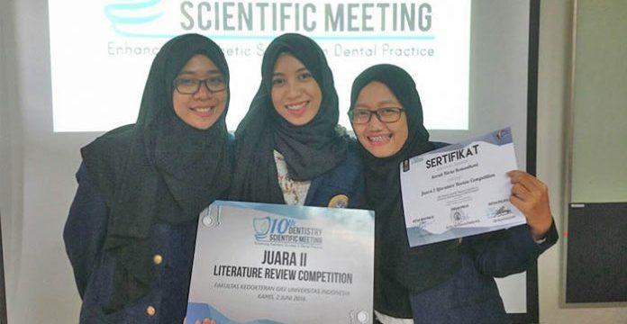 Jas Biru Kembali Berkibar di Ajang Riset Sains