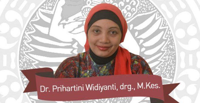 Dr. Prihartini Widiyanti, Mendidik Tak Dapat Dinilai dengan Materi