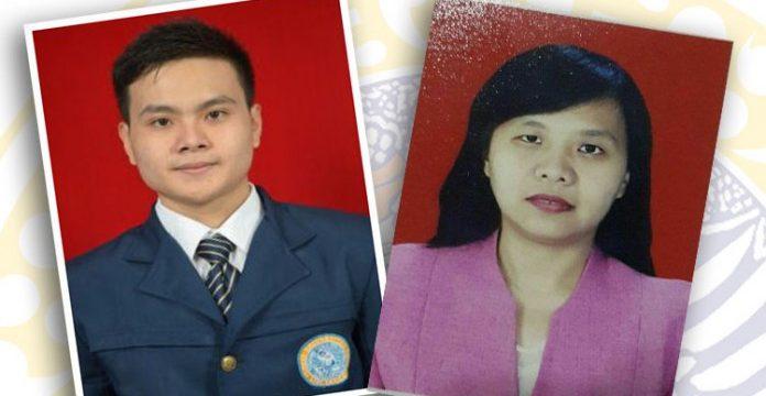 Sergio Santoso dan Ria Sandra, Dua Wisudawan Terbaik yang Punya Komitmen Tinggi