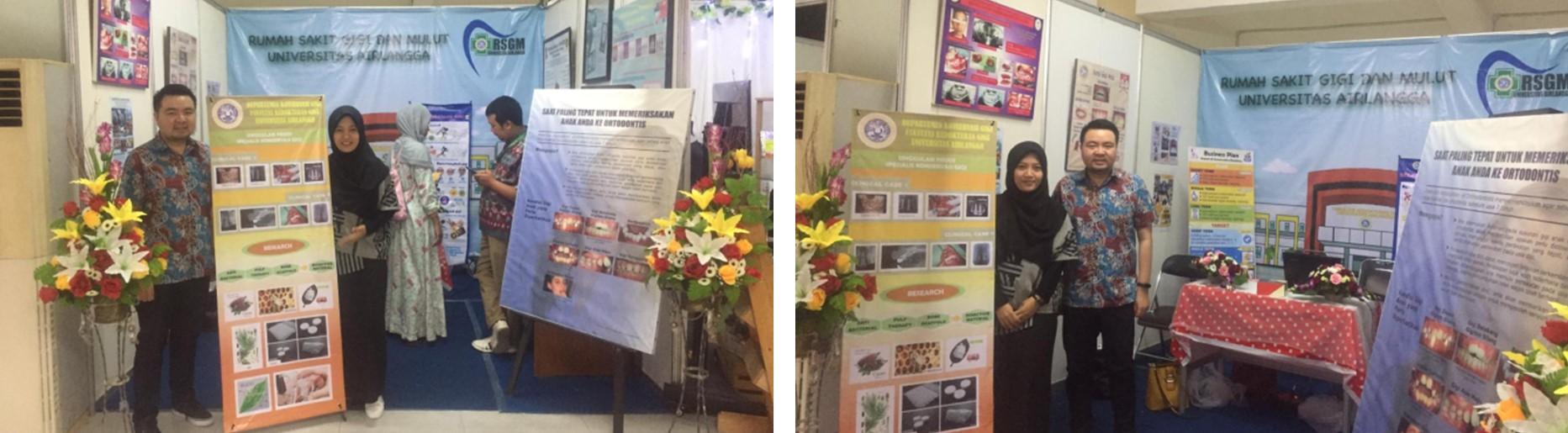 UniversitasAirlangga Participated in Airlangga Education Expo (AEE) 2020