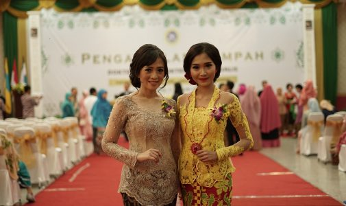 Two Best Graduates of FKG With 3.96 GPA