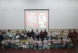 More Than 3400 Teams Registered, The 10th Final of DENTINE 2018 was Succesfully Held