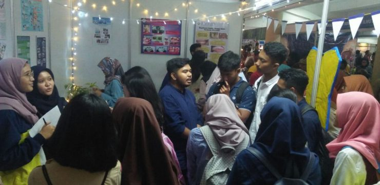 Faculty of Dental Medicine on Airlangga Education Expo 2018