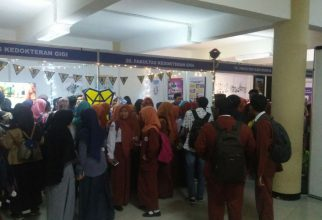 Dental Medicine Universitas Airlangga on Airlangga Education Expo 2018