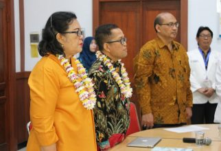 Accreditation Commencement in Study Program of Oral & Maxillofacial Surgery