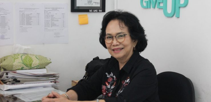 Serving with Heart, Key Strength of Professor Mieke DVI Team from Unair