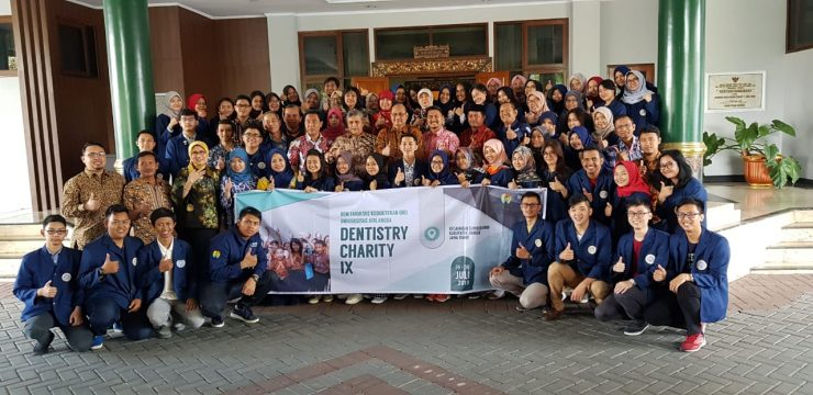 Jember Govt Appreciate Student Activities from Faculty of Dentistry Unair Surabaya