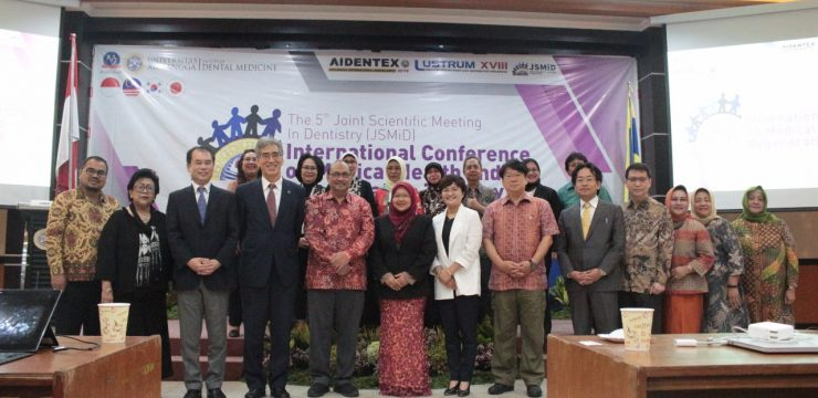 The 5th JSMiD as Faculty's Tangible Commitment to Carry Out Research-Based Education Culture
