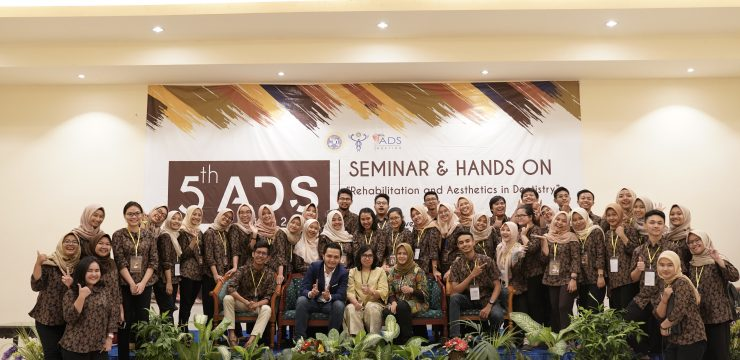 Learn About Aesthetic and Rehabilitation at The 5th Airlangga Dentistry Scientific Meeting Seminar and Hands On