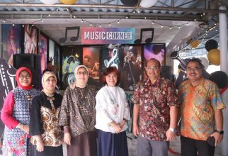 The Launching of Music Corner As Student's Sports and Arts Center
