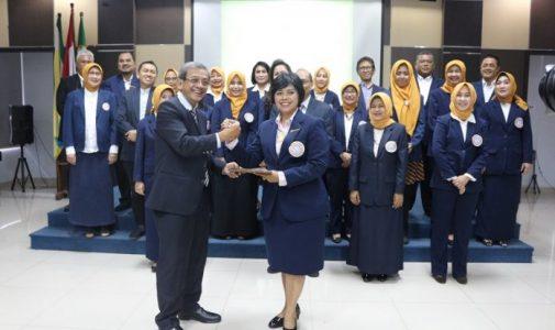 TNI Member Officially Inaugurated as FKG UNAIR Head of Alumni