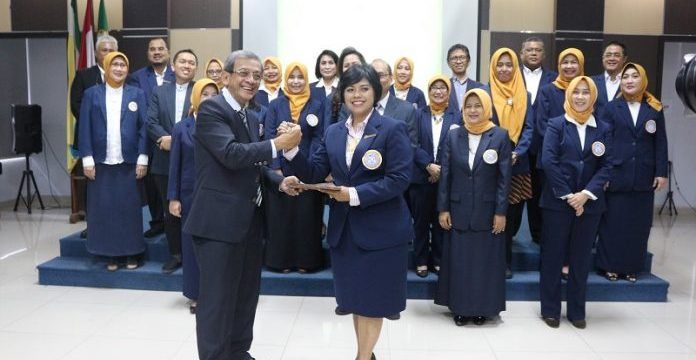 TNI Member Officially Inaugurated as FKG UNAIR Head of Alumni