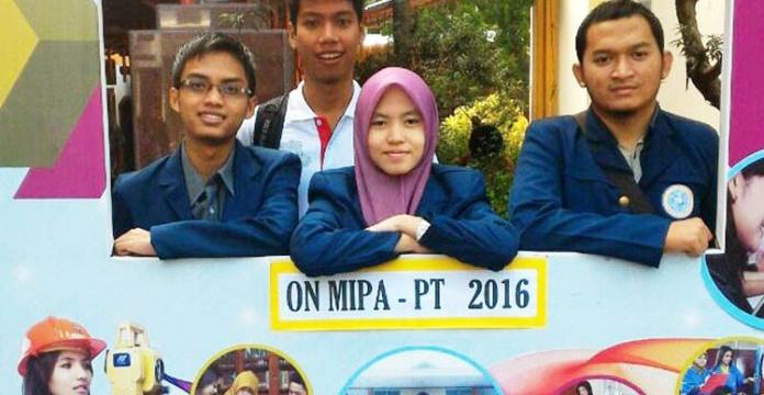 Kwartet Mahasiswa FK Wakili UNAIR ke Olimpiade MIPA Tingkat Nasional