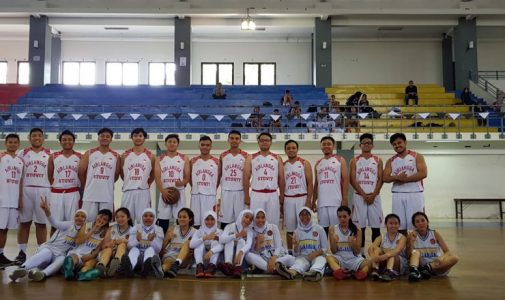 Big Victory of Faculty's Basketball Team at DSL 2018