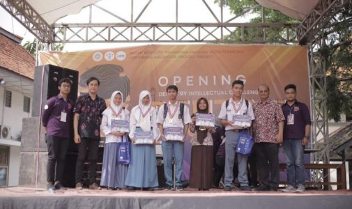 The First Ever DENTINE Online Preliminary Round Was Successfully Held at More Than 19 Regions in Indonesia
